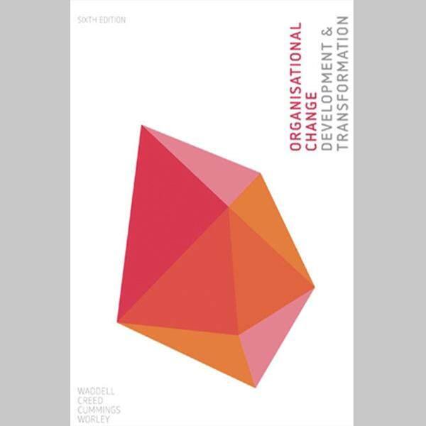 Organisational Change: Development and Transformation (ISBN: 9780170366687)