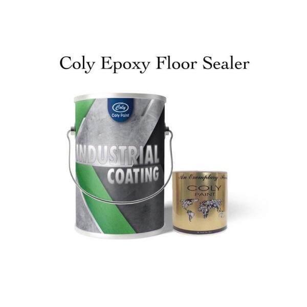 1L // 5L COLY EPOXY CLEAR COAT WATERPROOF FLOOR SEALER . HEAVY DUTY