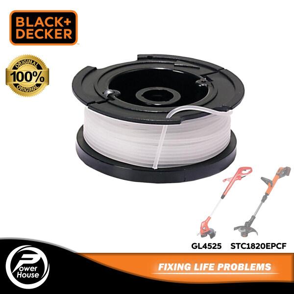 BLACK & DECKER A6481 Grass Trimmer Spool & Line For GL4525 & STC1820EPCF & STC1820PC
