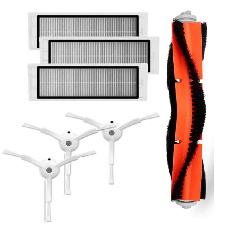 Hammshop Side Brush Hepa Filters Main Brush for For Xiaomi Mijia 1S Roborock S6 Robot Singapore