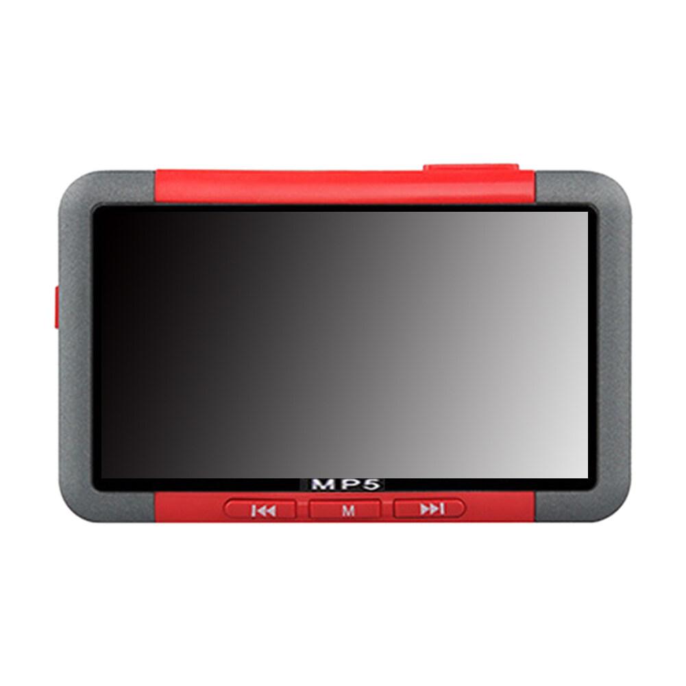 3 นิ้วมัลติฟังก์ชั่วิดีโอเพลงเสียง E Book มัลติมีเดียโลหะบันทึก Mp4 ชาร์จ Usb จอแอลซีดีหน้าจอ Hd Mini Mp5 เครื่องเล่น.