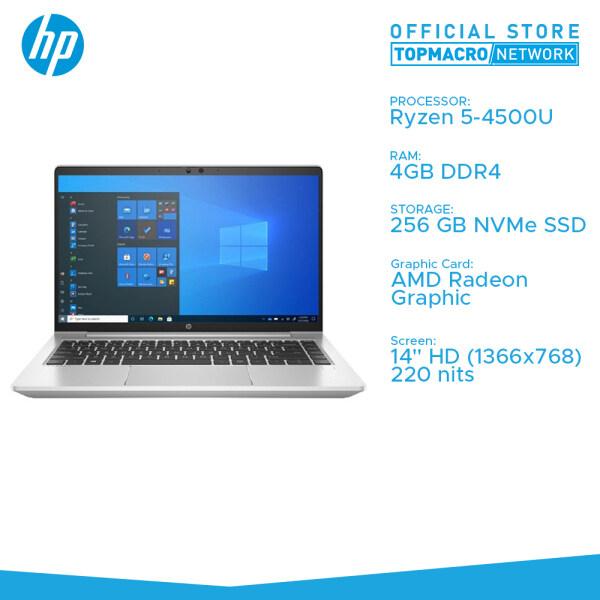 HP ProBook 445 G7 (14 HD/R5-4500U/4GB/256GB SSD/Radeon/W10H/1 Year) Malaysia