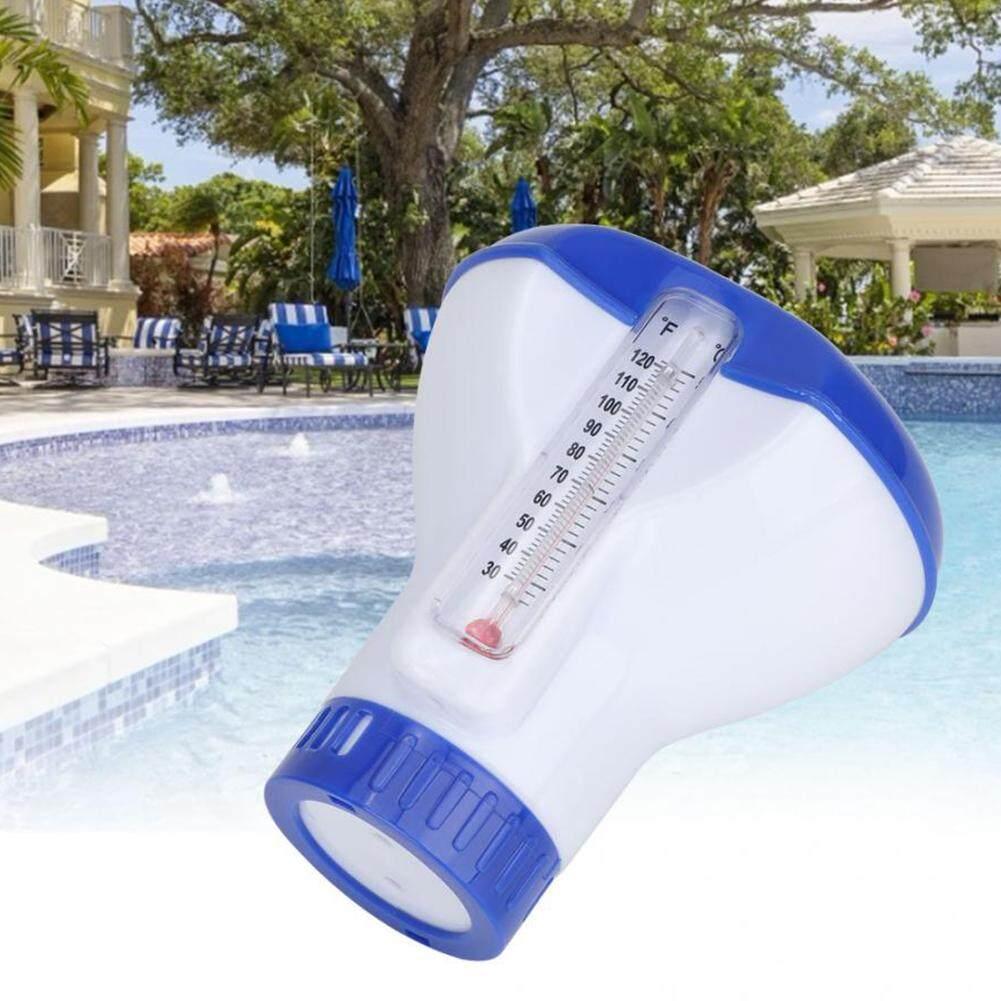 5 Inch Nhỏ Hóa Học ABS Bể Bơi Tự Động Diệt Khuẩn Spa Nổi Clo Hộp Đựng