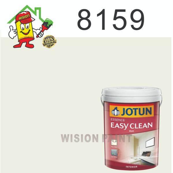 ESSENCE EASY CLEAN 1L - 8159 Spring Dew • Jotun • Matt Finish • Interior • Walls • Ceiling