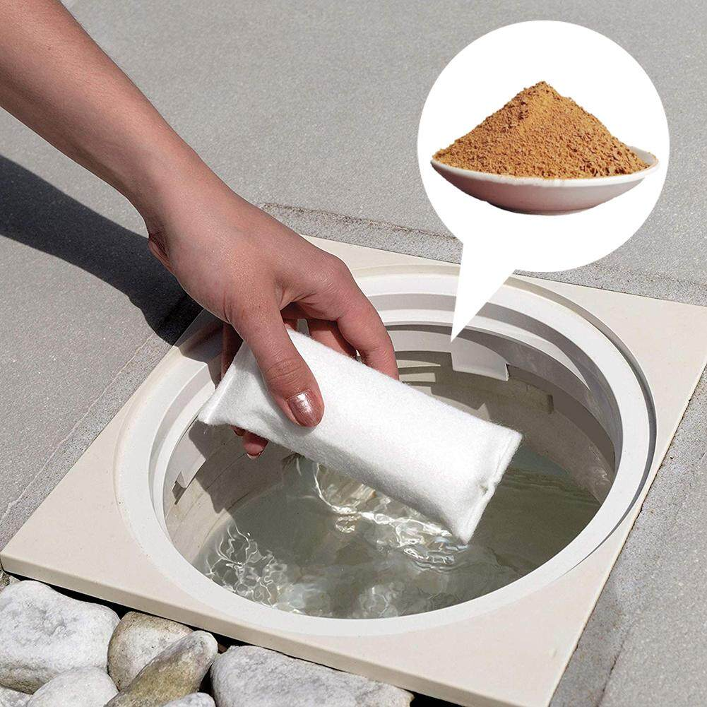 Professional swimming pool filters the flocculant box for clear and transparent water, which can remove the finest dirt particles in the pool.