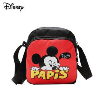 Disney Tã Túi Ba Lô Cho Mẹ Túi Trẻ Em Thai Sản Túi Đựng Tã Chăm Sóc Em Bé Xe Đẩy Du Lịch USB Sưởi Ấm Miễn Phí 1 Móc Piar thumbnail