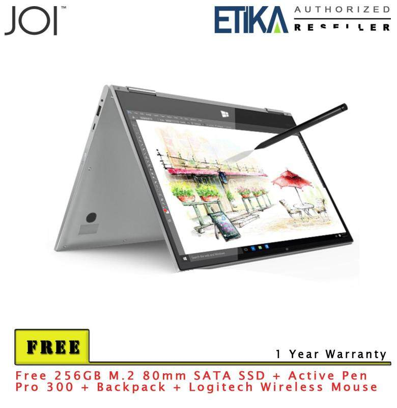 JOI Book Touch 300 13.3 FHD IPS Laptop (Cel N4000, W10 Home, 4GB, 32GB HDD) Malaysia