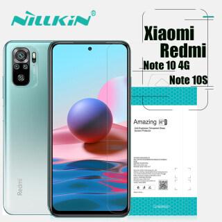 Kính Nillkin 0.2Mm, Miếng Bảo Vệ Màn Hình Cho Xiaomi Redmi Note 10 4G Redmi Note 10S Miếng Dán Kính Cường Lực 9H Chống Vân Tay Chống Nổ H + Pro thumbnail