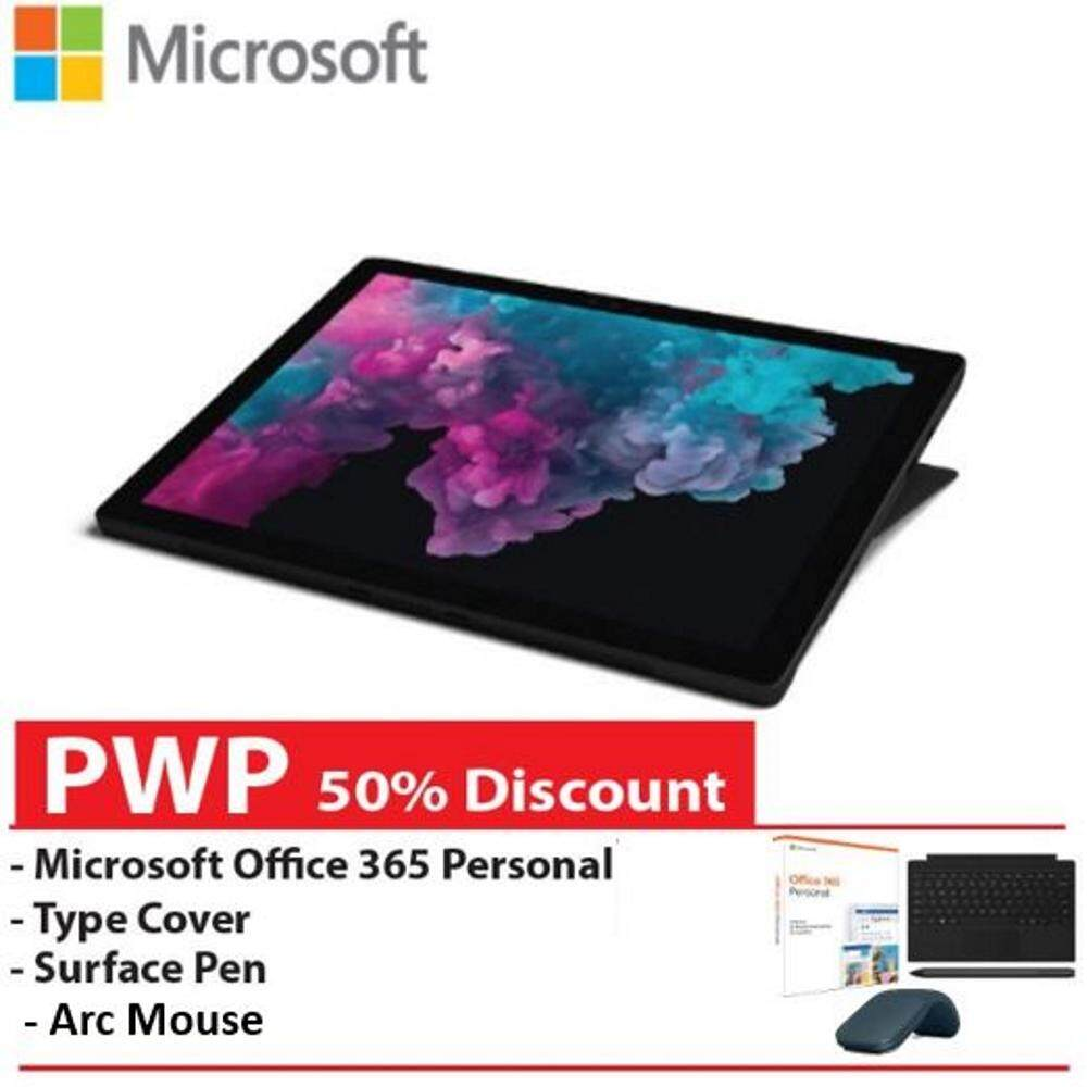 NEW Microsoft Surface Pro 6 Core i5/8GB RAM -128GB Malaysia