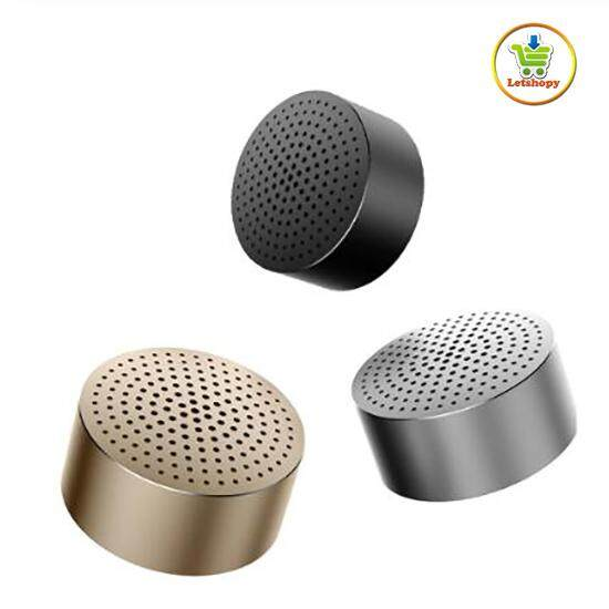 Original Xiaomi Mi Rechargeable Portable Ultra Mini Bluetooth 4.0 Speaker