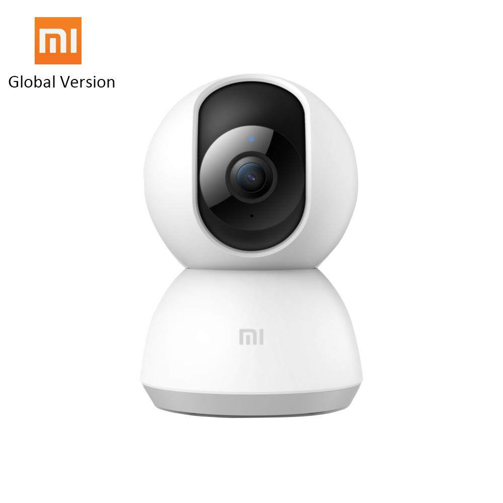 Global Version Xiaomi Mi Home Smart Security Camera 1080P HD IP Camera 360  Degree Night Vision Cradle Head For Smartphone APP Remote Control
