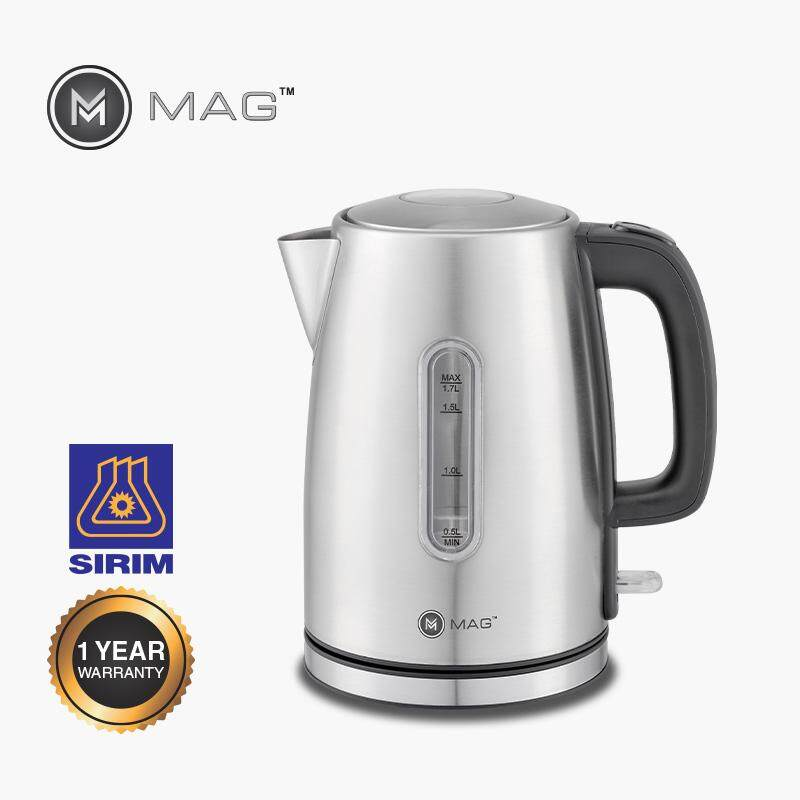 MAG STAINLESS STEEL KETTLE 1.7L