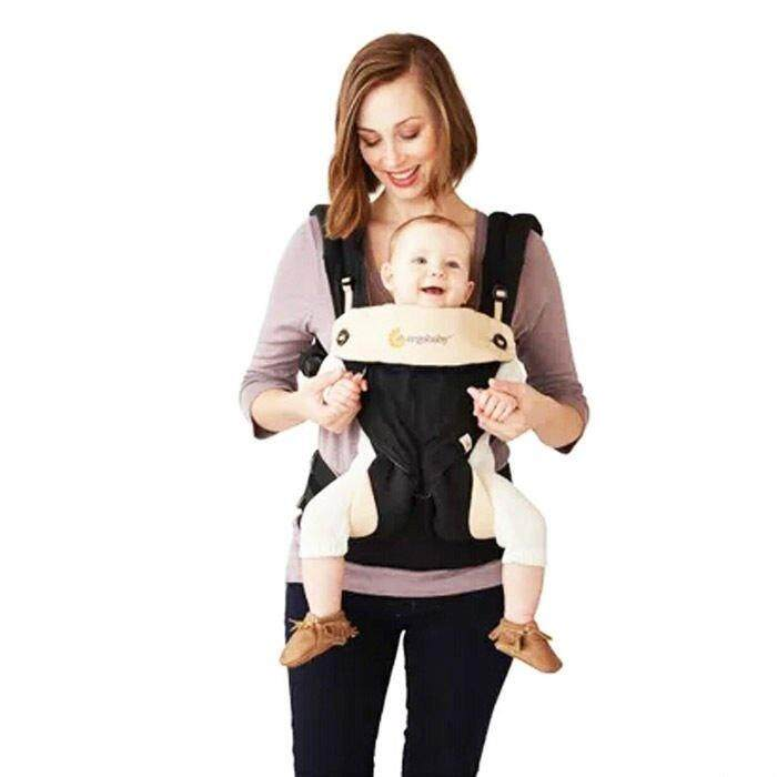 4b025ed9dc5 Manufacturers Ergo-baby Back With Four Style 360 Baby Sling Cotton  Multifunction Baby Carrier Air