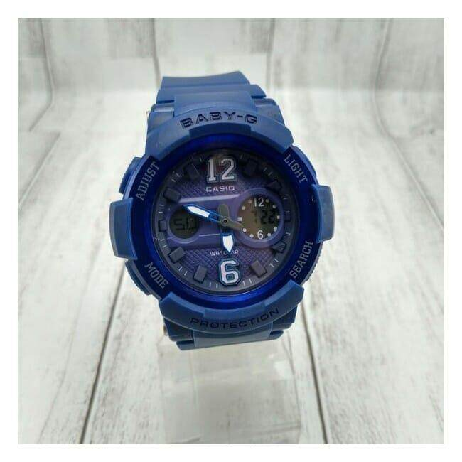 Casio Baby G Dual Time Ladies Watch Malaysia