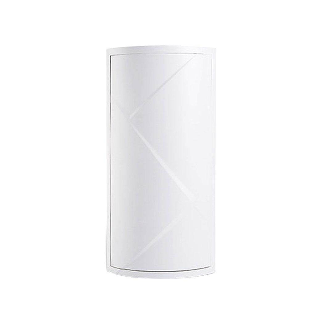 Laputa Bathroom Suction Cup Corner Shower Shampoo Shelf Holder Storage Rack Organizer