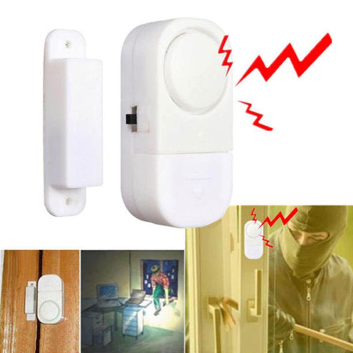 Astounding Loud Wireless Alarm Sensor Burglar Intruder Door Window House Security Safety 90Db Home Interior And Landscaping Synyenasavecom