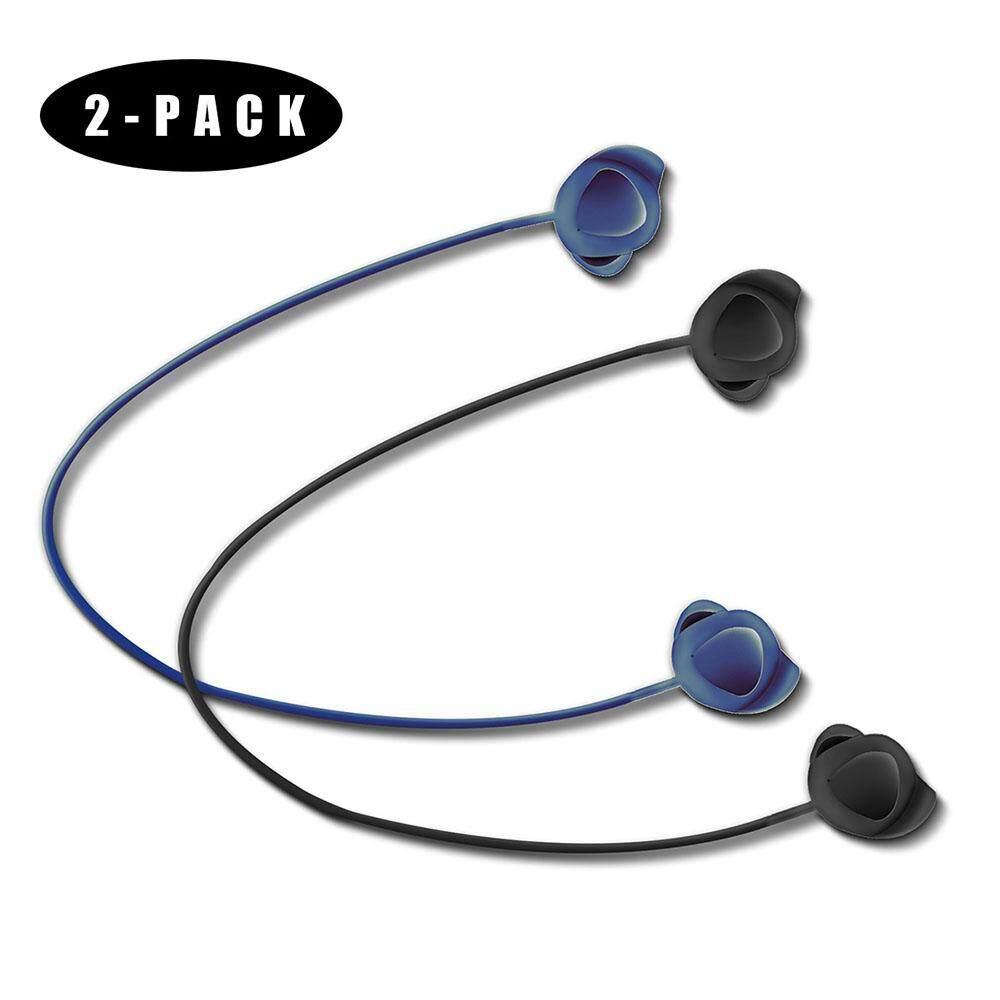 FugouSKU for3 คู่ S/M/L หูฟังแบบมีสายคุณภาพเสียงที่ดีขึ้นหูฟังลดเสียงรบกวนฝาครอบ AirPods หูฟังบลูทูธ Universal