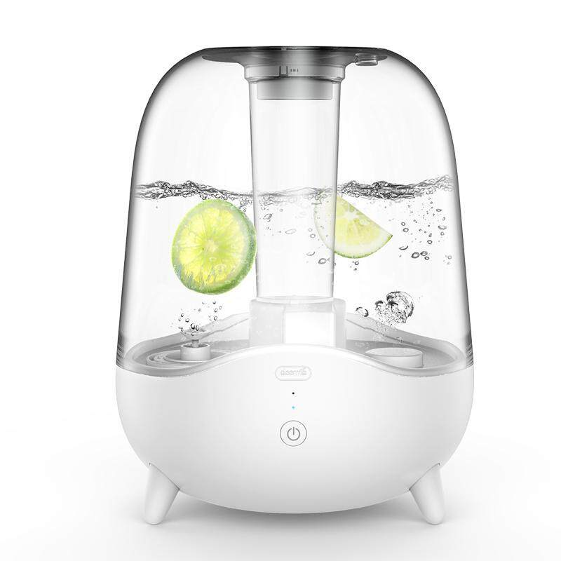 DEERMA Ultrasonic Cool Mist Humidifier, 5L Large Capacity, Auto Shut Off, Ajustable Mist Volume, Whisper Quiet, Lasts Up to 24 Hours Singapore
