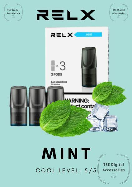 Original relx pod  ✔️mint ✔️ Malaysia