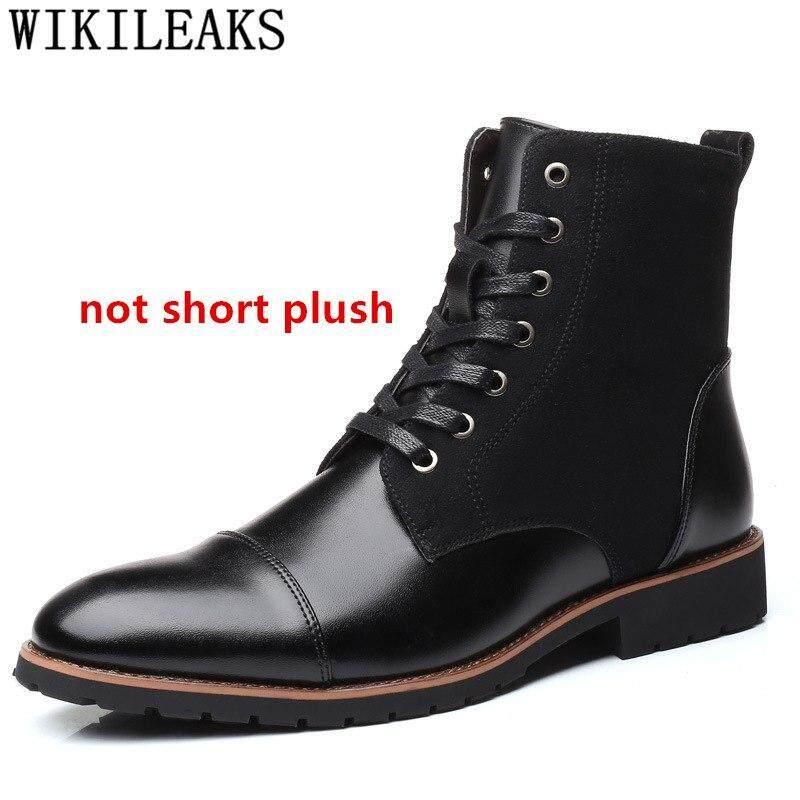 สบายๆฤดูหนาวรองเท้าผู้ชายรองเท้าบูตลุยหิมะสำหรับผู้หญิงผู้ชาย Timber Land รองเท้าบุรุษรองเท้าหนังรองเท้าบู๊ตผู้หญิง Erkek Bot Botas Masculina ผู้ชาย Schoene By Westben.