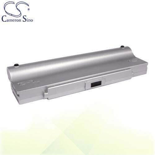 CameronSino Battery for Sony VAIO VGN-NR220E / VGN-NR240 / VGN-NR240E Battery Silver L-BPL9HT