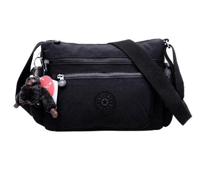 Classic Kipling_ Women's Canvas Shoulder Bags messenger bag