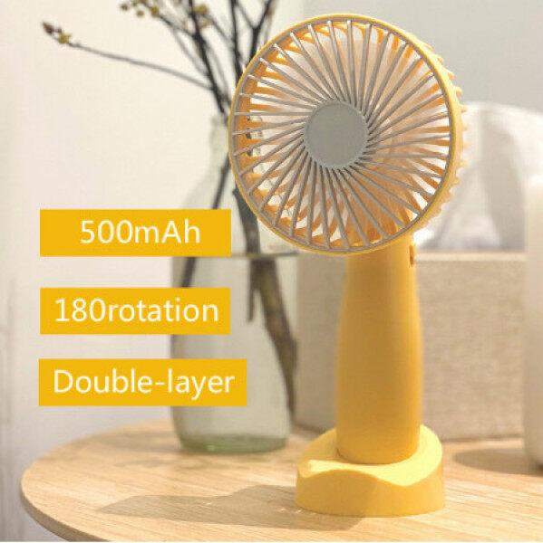Bảng giá 180 Xách Tay Bàn Mini Clip Fan Xe Đẩy Em Bé Đầu Giường Văn Phòng USB Sạc Pin Bàn Làm Mát Nhỏ Kipas KD129 Phong Vũ
