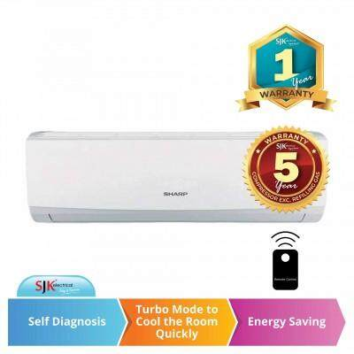 Sharp Air Conditioner AHA24UCD (2.5 HP) 3 Star Aircond