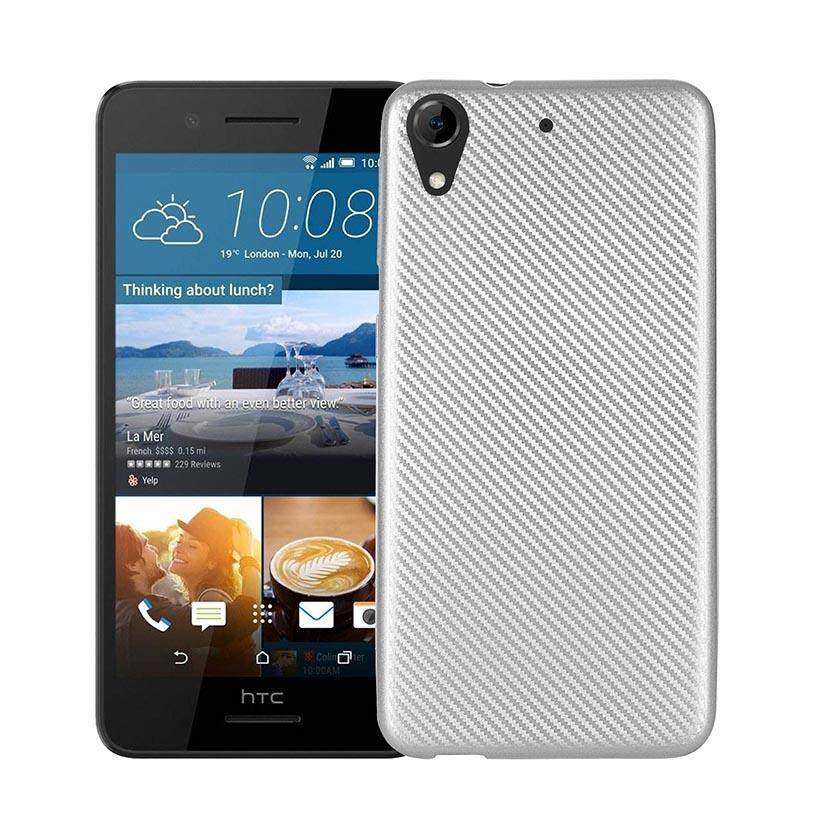 Soft Phone Case For Htc Desire 626 628 A32 626w 626d 626g 626s Htc Desire 650(2016)single Sim Taiwan Version 5.0 Inch Fiber Silicone Cases Texture Ultra-Thin Phone Protector Back Cover.