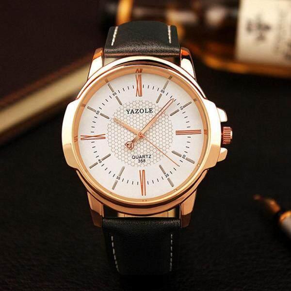 YAZOLE 358 Top Luxury Brand Watch For Man Fashion Sports Men Quartz Watches Trend Wristwatch Gift For Male jam tangan lelaki Malaysia