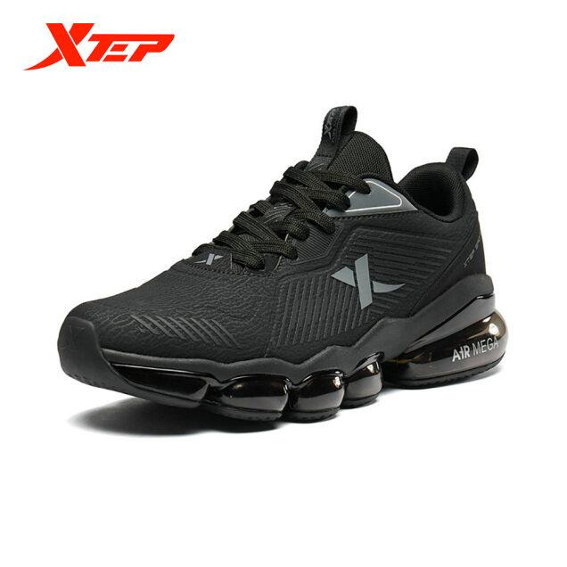 Giày Thể Thao Xtep Cho Nam, Giày Chạy Có Đệm Khí Bằng Da Mới 881319119066 giá rẻ