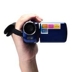 HiQueen Cầm Tay Nhà Kỹ Thuật Số Máy Ảnh Máy Quay DV 16X Zoom Kỹ Thuật Số HD 1080P Nhìn Đêm Ghi Hình Camera