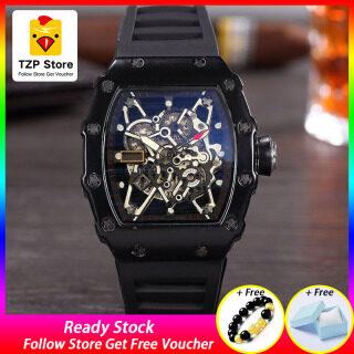 Đồng hồ nam ONOLA thương hiệu cao cấp, máy thạch anh, dạ quang với dây đeo silicon, thời trang thể thao - INTL thumbnail