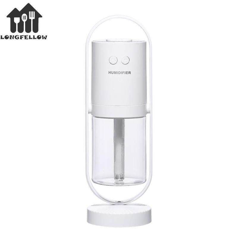 USB 7 Color Light Humidifier Aromatherapy Diffuser Essential Oil Mist Maker Singapore