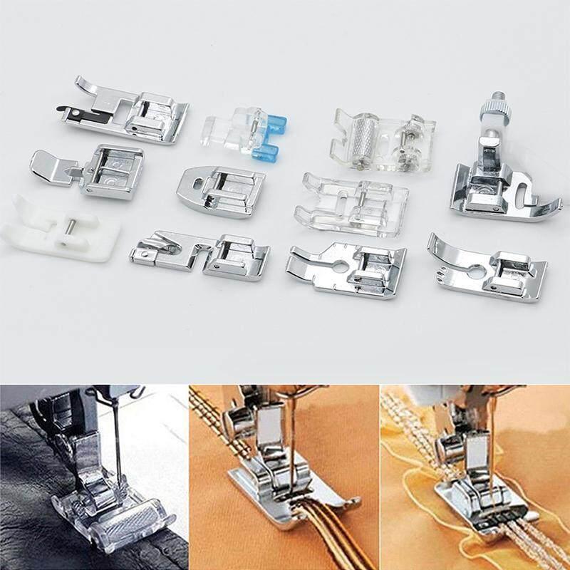Bộ 11 chân vịt máy may mini đa chức năng, phụ kiện chân vịt giúp bạn may nhiều kiểu mong muốn tại nhà - INTL
