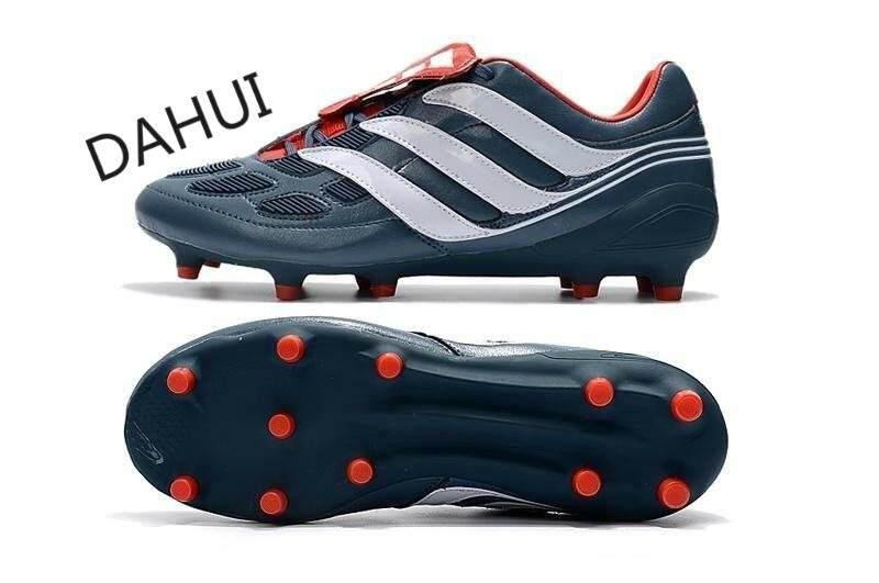 1eb8f1d76e0 Mens Football Boots Women High Top shoes Predator Precision FG Falcon five  generations - intl (