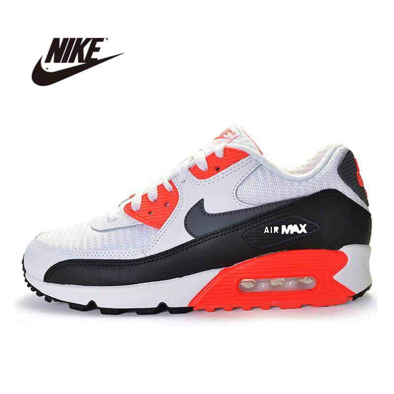 best sneakers ce4a8 ae1ca Nike men s shoes AIR MAX 90 men s shoes classic wear-resistant outdoor sports  shoes comfortable