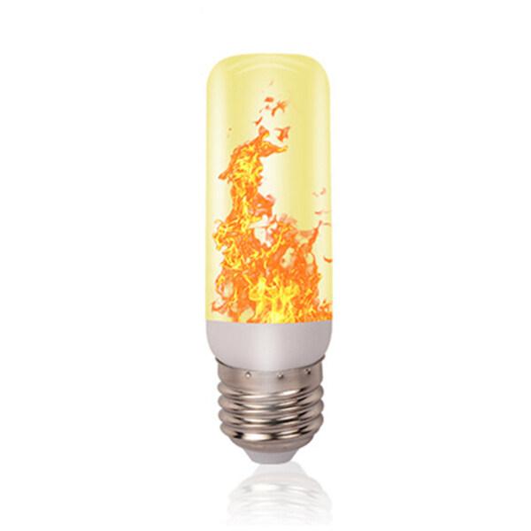 Bóng Đèn LED Ngọn Lửa, Đèn Khí Quyển E27/E26 Mô Phỏng Ngọn Lửa Nhấp Nháy