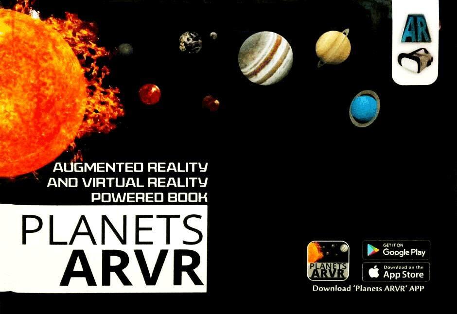 Planets ARVR