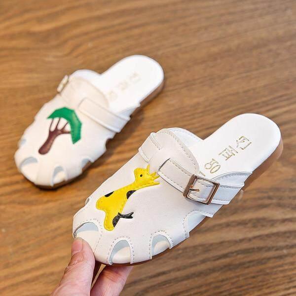 Giá bán Dép Da Thời Trang Liuyehumall Cho Trẻ Em Giày Xăng Đan Thường Ngày Mùa Hè Hình Động Vật Cho Bé Trai Bé Gái