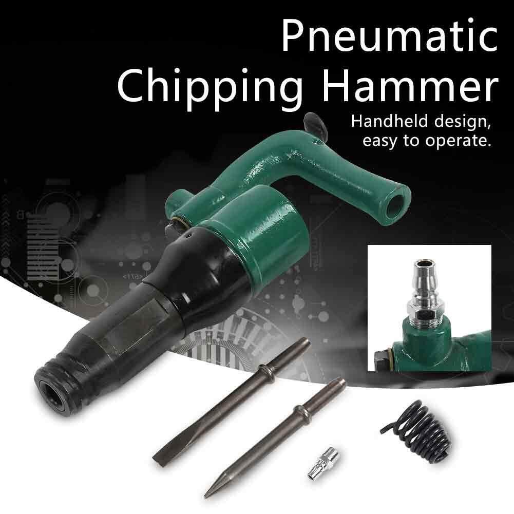 25mm Bore Powerful Diameter Pneumatic Shovel Air Chipping Hammer 35Hz