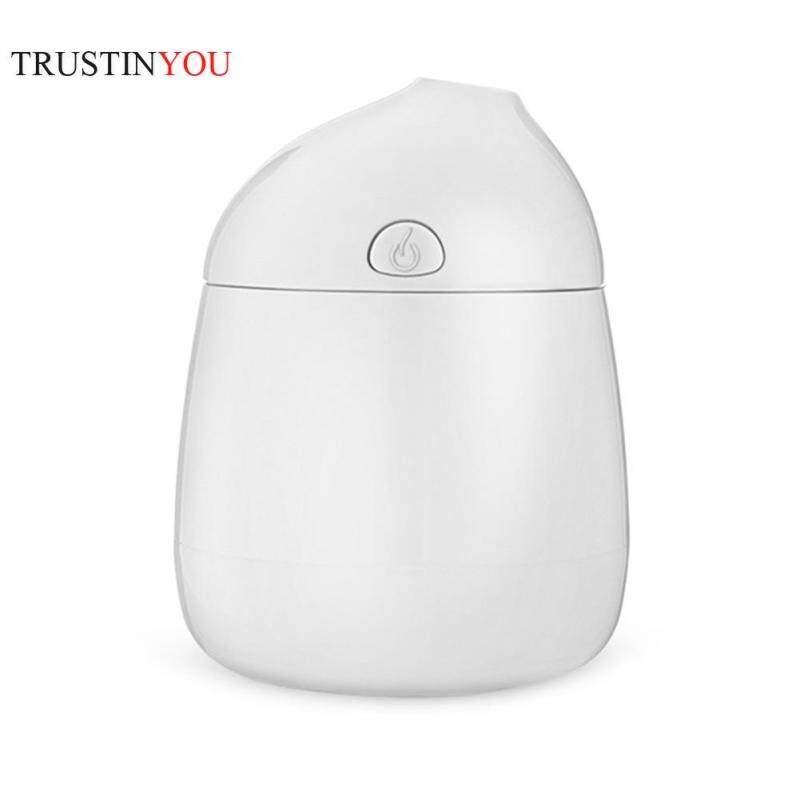Mini USB Humidifier Aroma Essential Oil Diffuser Mute Air Purifier for Home Office Car Singapore