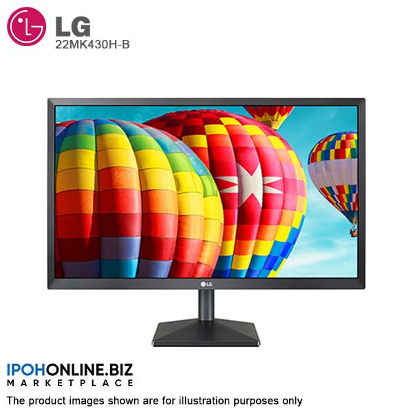 LG 22 Inch Full HD IPS HDMI VGA Wall Mountable LED Monitor With AMD FreeSync - 22MK430H-B Malaysia