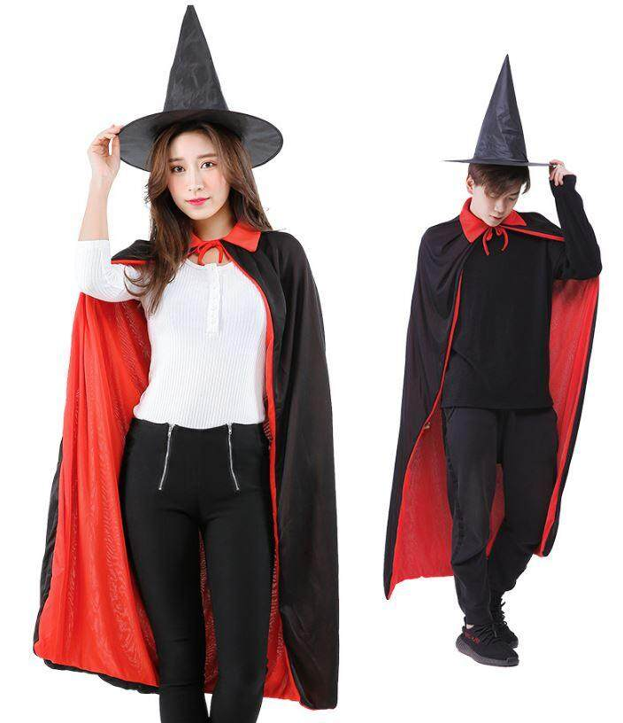 Adult Halloween Witch Costume [Ready Stock Malaysia]