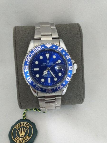 Rolex_Mens 40mm New watch Steel strip Fashion versatile watch Quartz watches Malaysia