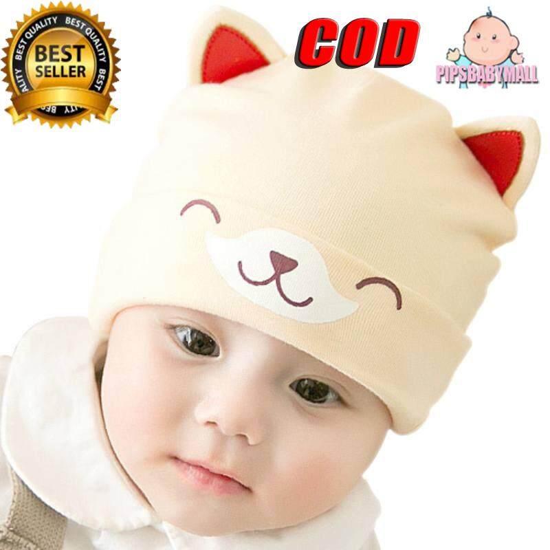 Cute Toddler Beanies Warm Cotton Baby Hat For Newborn Children Accessories