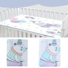Trẻ em không thấm nước thoáng khí nệm mềm Tấm bảo vệ phim hoạt hình có thể giặt bền cho bé thay đổi mat