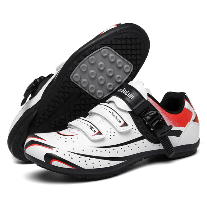 Giày Đua Xe Đạp Leo Núi Nhẹ Chống Trượt Tự Khóa SPD Cho Nam Và Nữ Giày Đạp Xe Nữ, Thoáng Khí giá rẻ