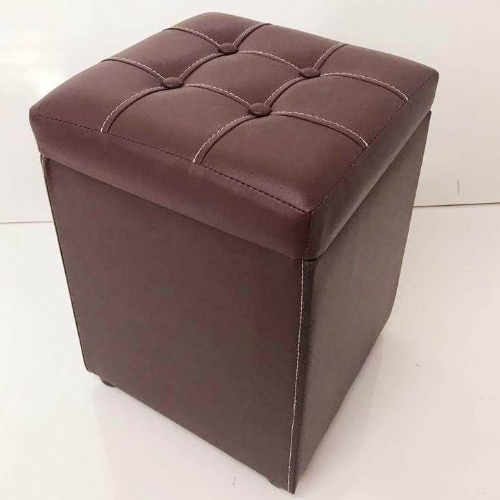 Ottoman Stool Sofa Chair (artificial Leather) By Creative Furniture 89 Industry.