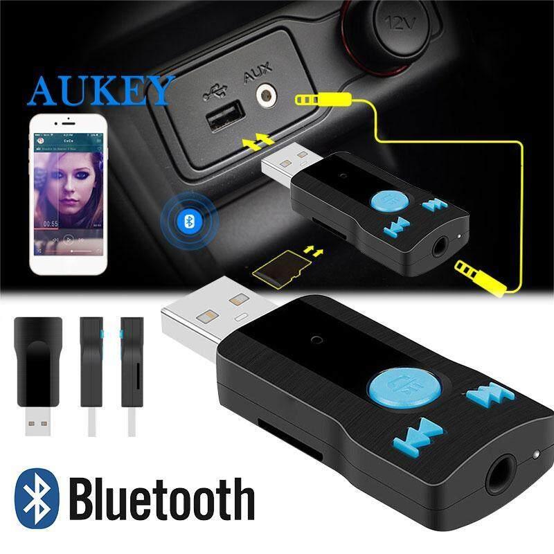 Tai nghe chụp tai Bluetooth Receiver Thu Bluetooth Xe Hơi Bluetooth Đầu Tiếp Nhận Mini 3.5mm USB Bluetooth 3.0 + EDR Điện Thoại Âm Nhạc Giải Trí Máy Tính Bảng âm thanh nổi Dụng Cụ Tai Nghe Chụp Tai cho Samsung
